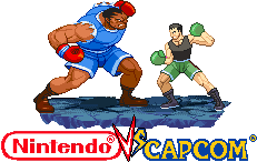 Balrog vs Little mac Nintendo vs Capcom by Riklaionel