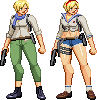 Sherry Birkin by Riklaionel