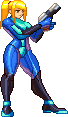 Samus Sf3 style by Riklaionel