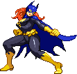 Batgirl by Riklaionel