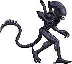 Alien by Riklaionel