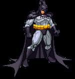 Batman by Riklaionel