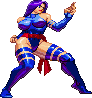 Psylocke sf3 by Riklaionel