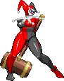 Harley Quinn by Riklaionel