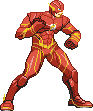 The flash: Injustice gods among us by Riklaionel