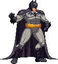 Batman: the new 52 by Riklaionel