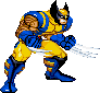 Wolverine MVC3 by Riklaionel