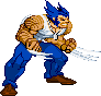Wolverine by Riklaionel