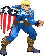 Captain America by Riklaionel