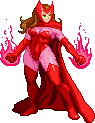 Scarlet Witch by Riklaionel
