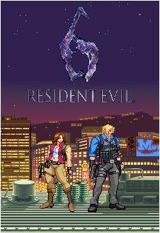Resident Evil 6 By Riklaionel On Deviantart