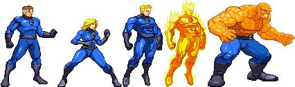 Fantastic Four by Riklaionel