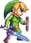 Toon Link SSB4 by Riklaionel