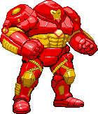 Ironman Hulkbuster armor by Riklaionel