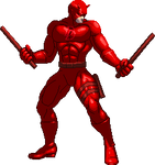 Daredevil KOF XIII style