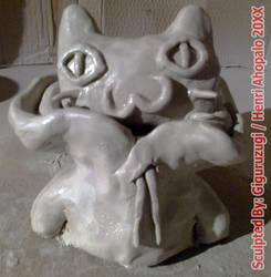 DevCat The Strange Traveller from Vindictus Unhood by Giguruzugi