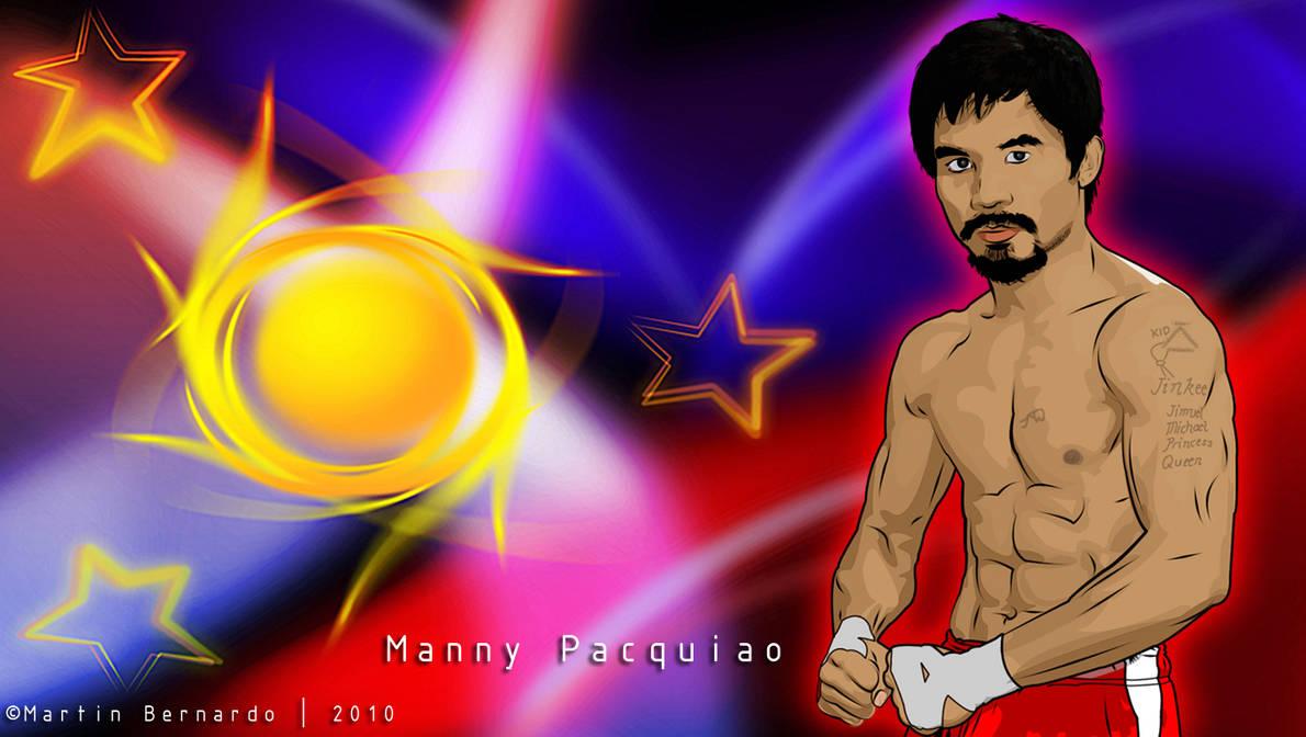 Manny Pacquiao Wallpaper By Maartiin23 On Deviantart