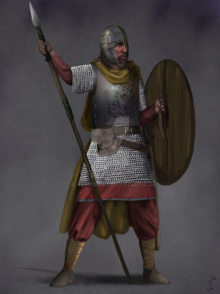 Spear-Dane by JLazarusEB