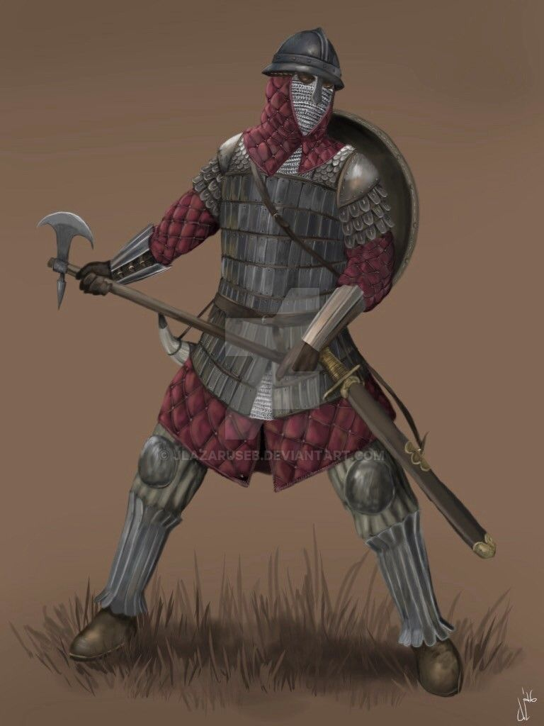 Varangian Guard by JLazarusEB