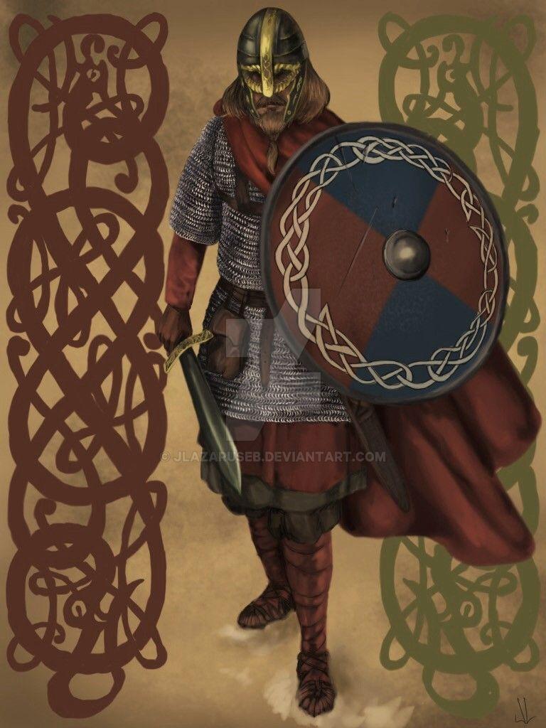 Norse Hersir by JLazarusEB