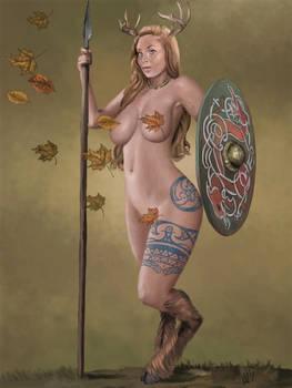 Celtic Faun