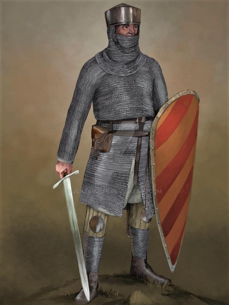 Latin Man-At-Arms by JLazarusEB
