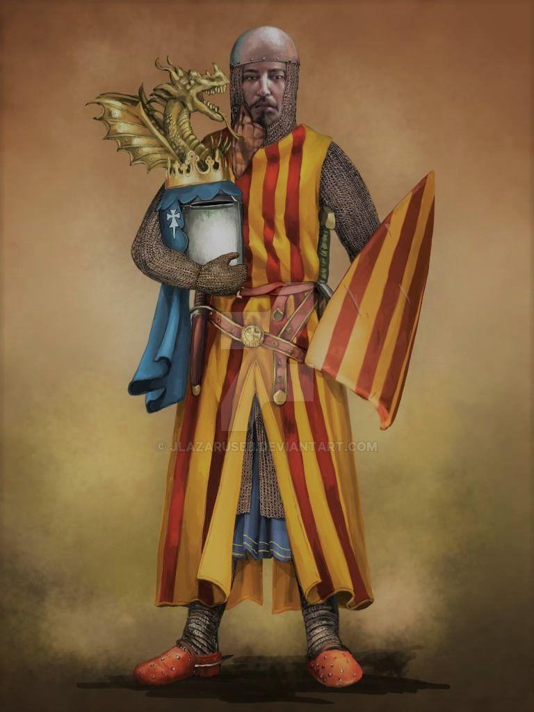 King of Aragon by JLazarusEB