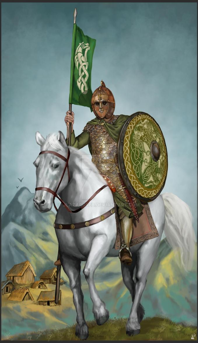 Rider of Rohan by JLazarusEB