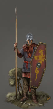 Late Roman Spearman