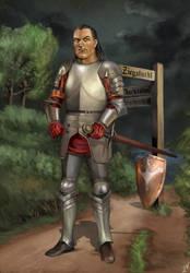 Kain the Nobleman by JLazarusEB