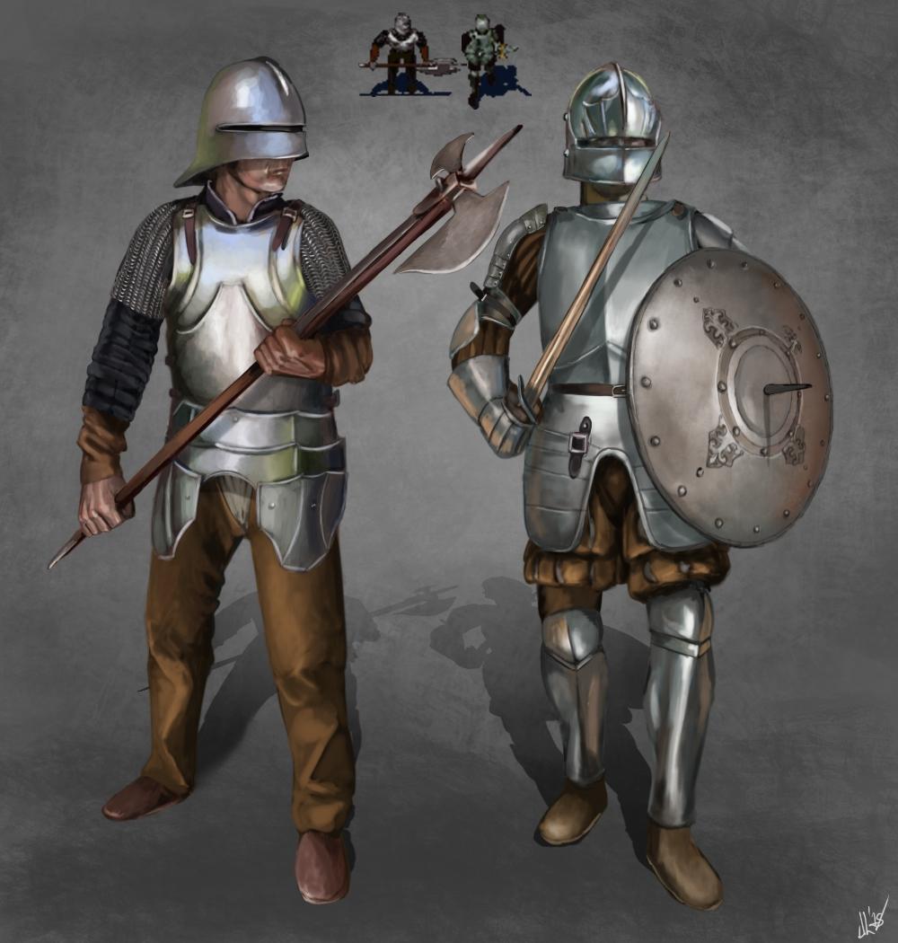 City Guards Of Nosgoth