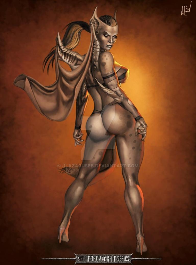 The Seer (Blood Omen 2) by JLazarusEB