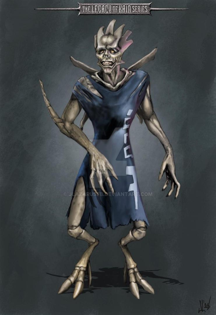 The Builder (Blood Omen 2) by JLazarusEB