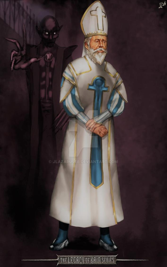Bishop of Meridian (Blood Omen 2) by JLazarusEB