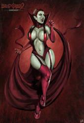 Cabal Vampire 1 by JLazarusEB