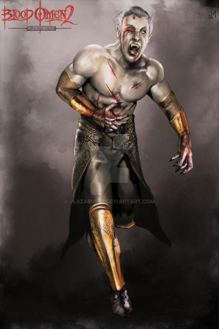 Cabal Vampire 3 by JLazarusEB