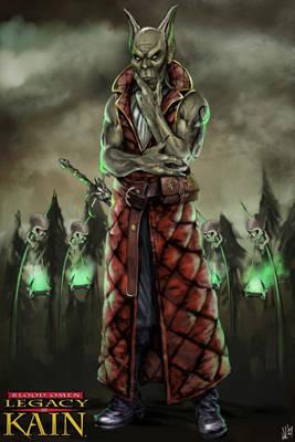 Vorador (Blood Omen)