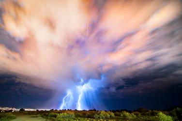 Albuquerque Lightning by k-n-8