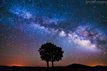 The Milky Way by k-n-8
