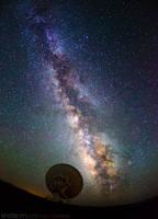 Searching the Skies at VLA