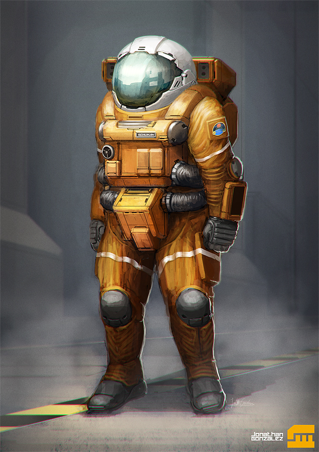 Concept Space Suit | www.imgkid.com - The Image Kid Has It!