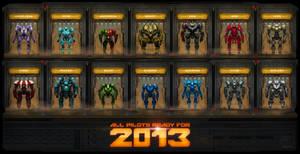 Ready for 2013 by BrotherOstavia