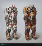 ISIS - Mars Eva Suit
