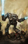 Battletech Fire for Effect cover