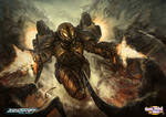 Xenoshyft Paratrooper Hero