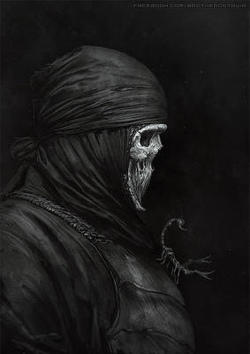 Scorpion Side