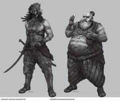 Mascaras de Matar RPG by BrotherOstavia