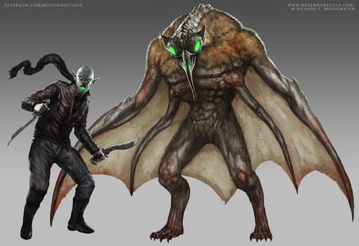 BlackOut - Big bad guy