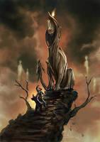 Strange Gods by BrotherOstavia