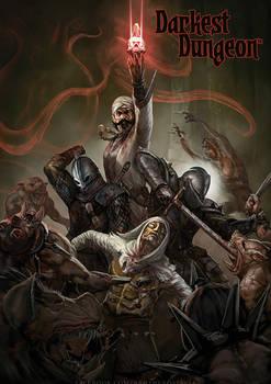Return to the Warrens - Darkest Dungeon fanart by BrotherOstavia